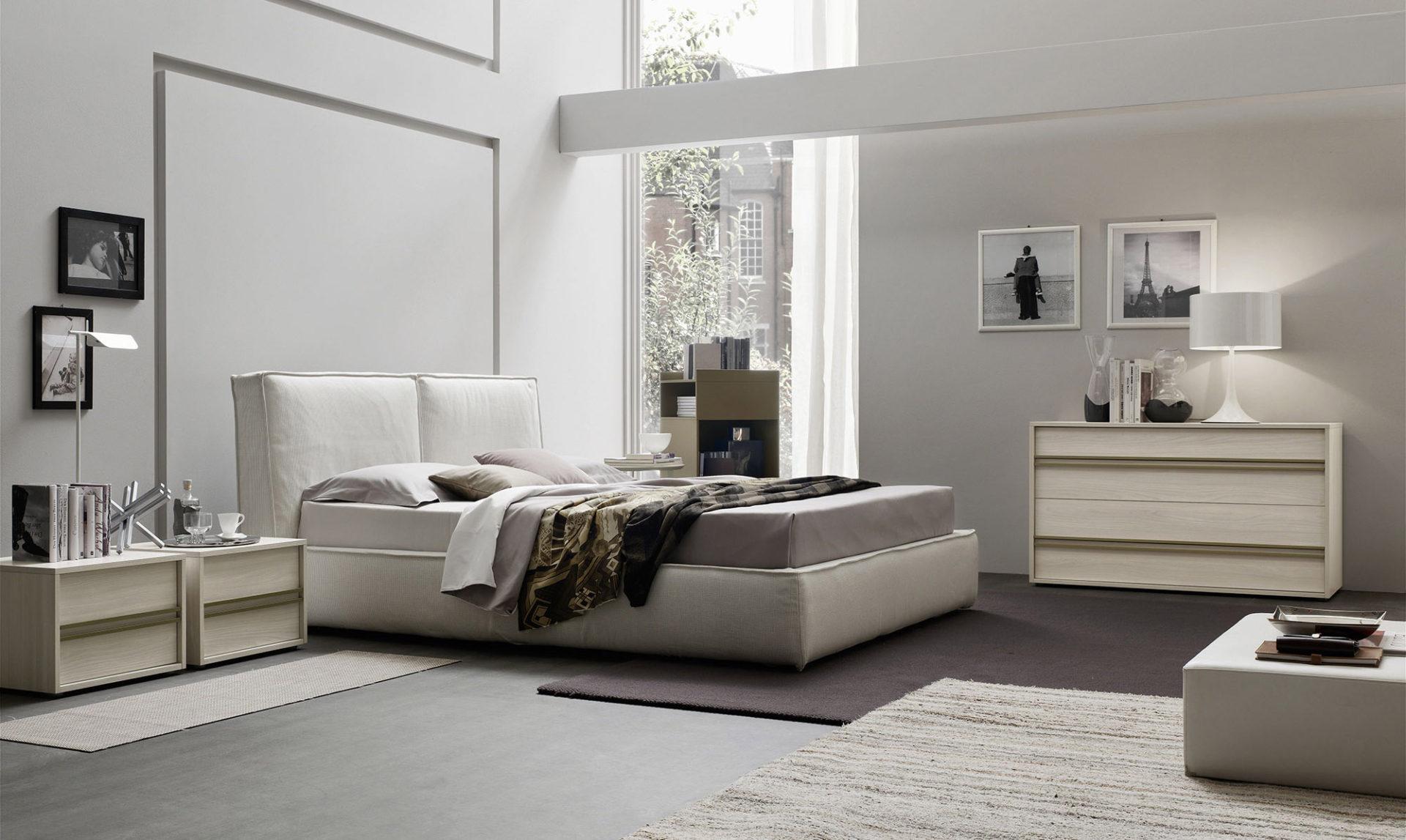 Letto comodo orme for Letti design 2016