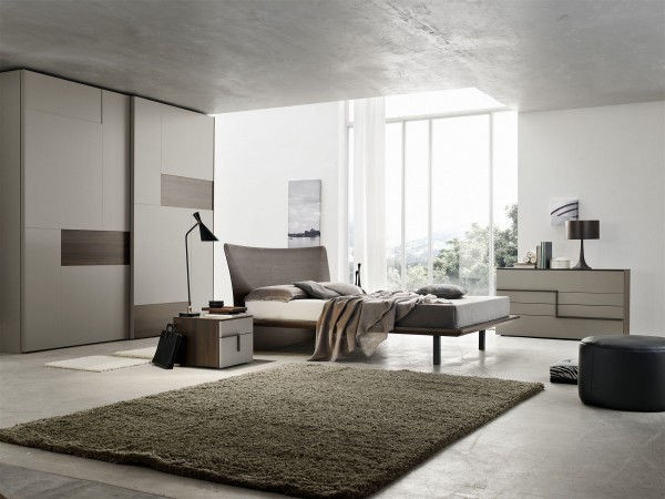 Programma notte letti in legno letti imbottiti gruppi for Arredamento camera da letto design