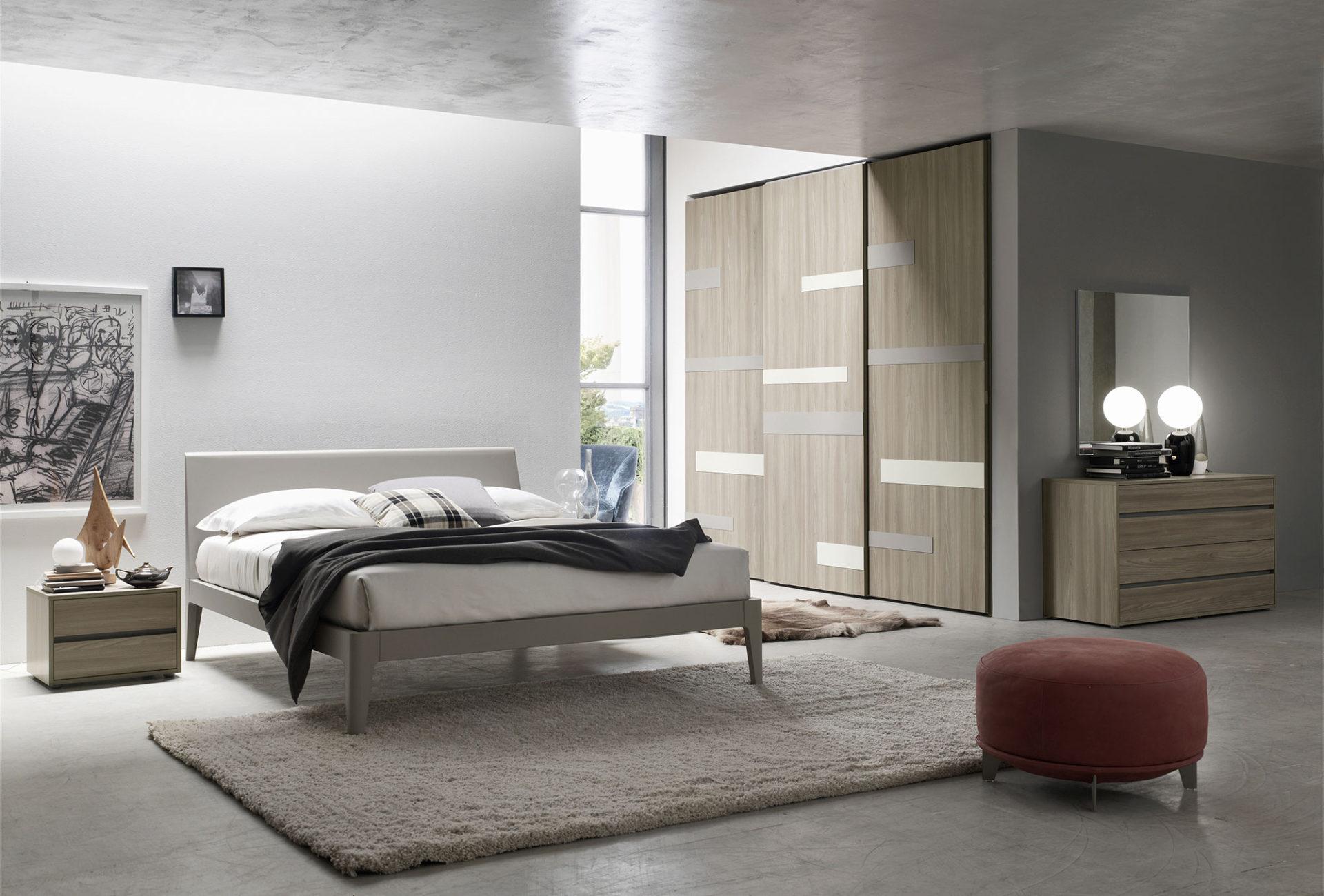 Camera Da Letto Legno Chiaro : Programma notte letti in legno letti imbottiti gruppi orme