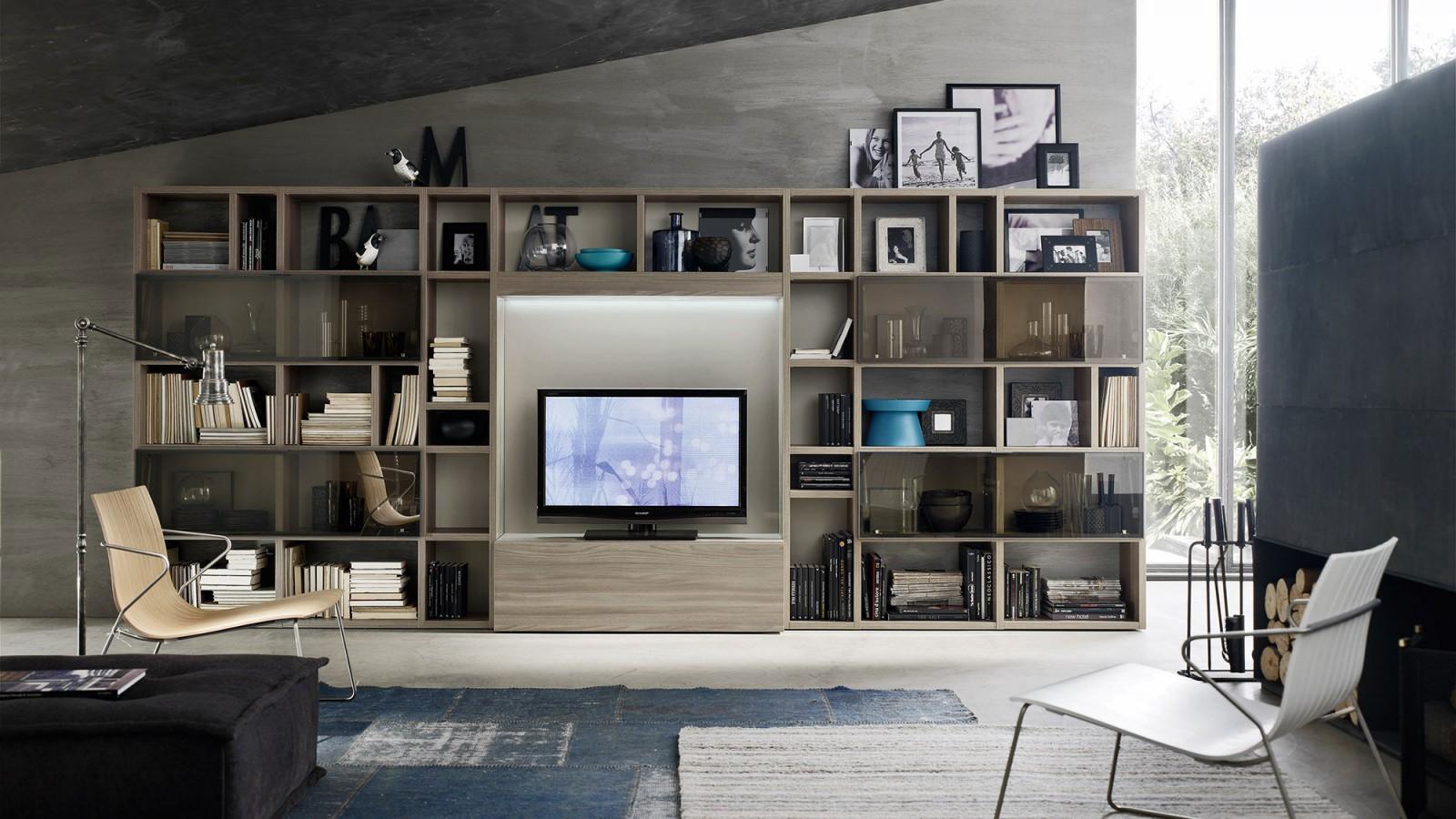 Soggiorno moderno 2016 immagini ispirazione sul design - Immagini soggiorno moderno ...