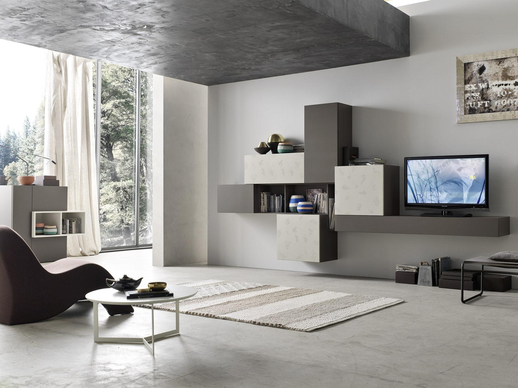 Comp modulo 7 orme for 7 1 wohnzimmer