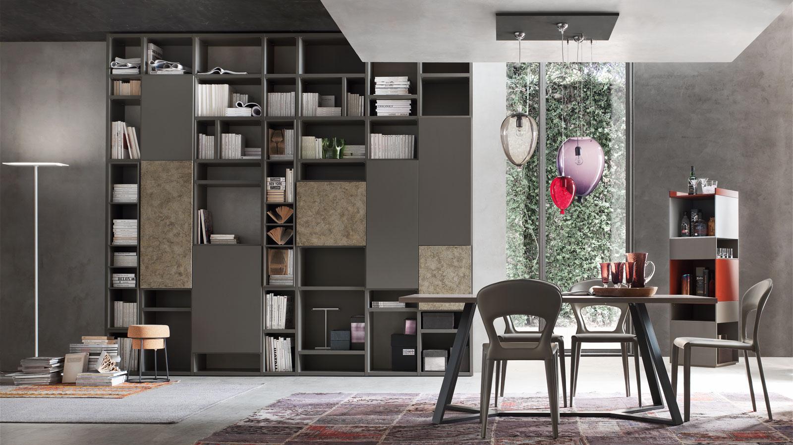 Progetti d'arredo <italic>dal design</italic> contemporaneo