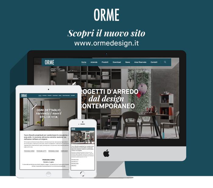 Orme: il nuovo sito è online!