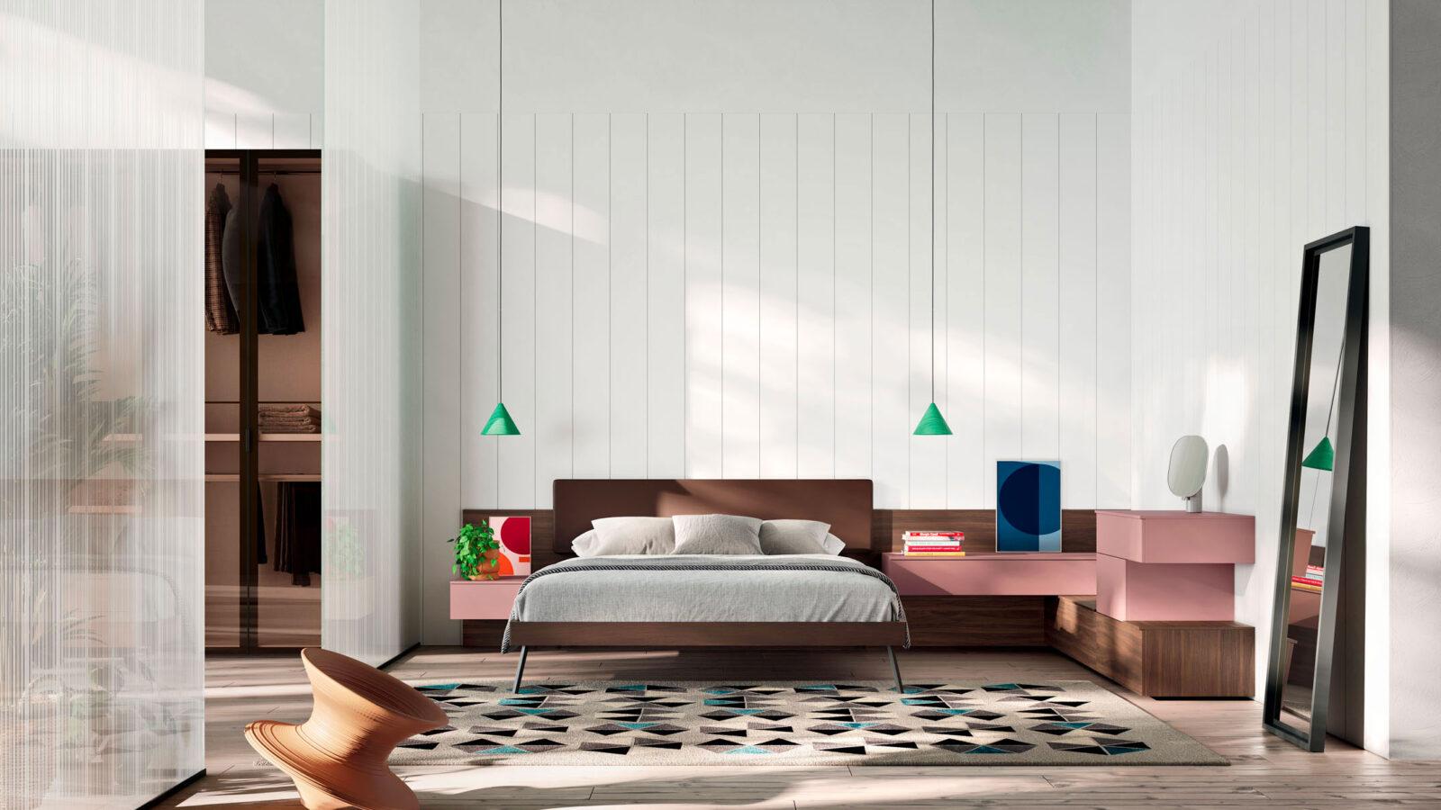 Arredamento Zona Giorno E Zona Notte Di Design Orme